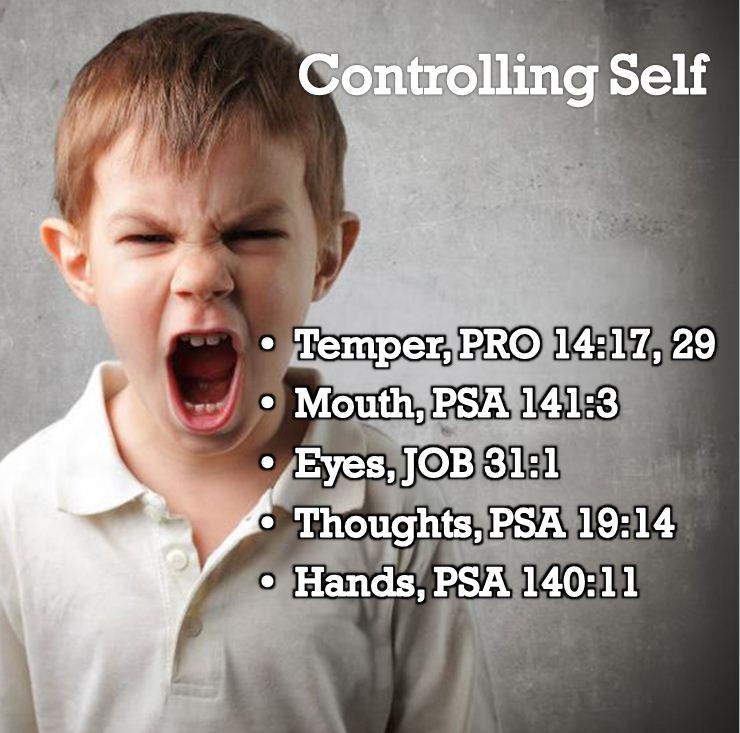 self-control-a
